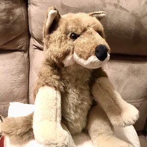 NWOT Build-a-Bear Wolf 🌲🌳🌲
